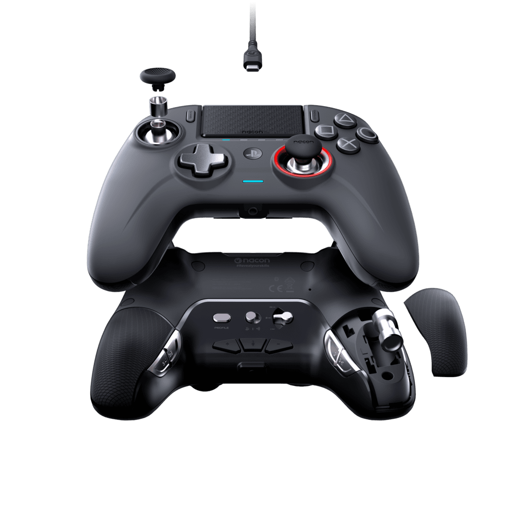 REVOLUTION UNLIMITED PRO CONTROLLER FOR PS4™:  A NEW REVOLUTION IS COMING